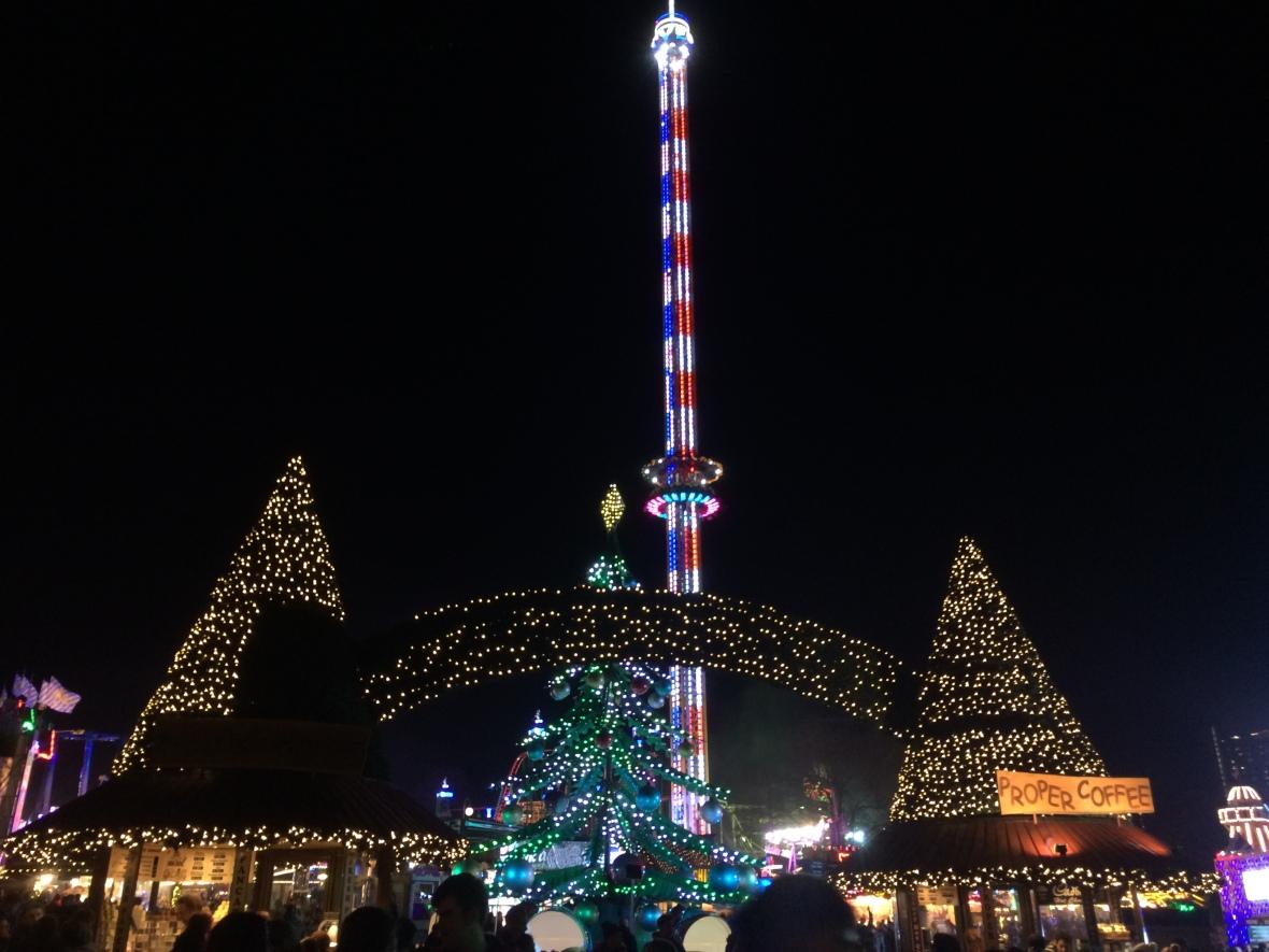 Christmas, London, Winter Wonderland, Greenwich Market, Southbank, online shopping